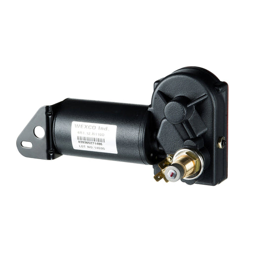 "4R1.12-19S2.R110D - One and a half inch (1.5"") shaft, 12V With Two-Speed Switch Installed"