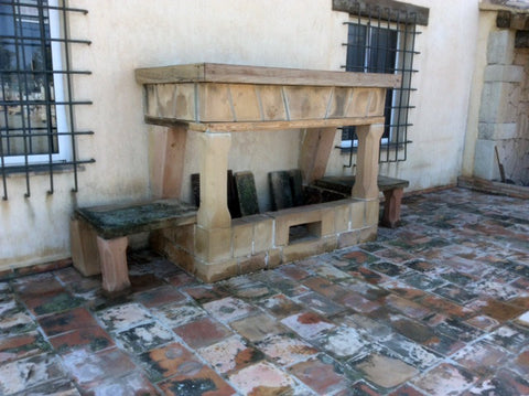 Chimeneas de piedra natural-anticuable.com – http://www.anticuable.com/