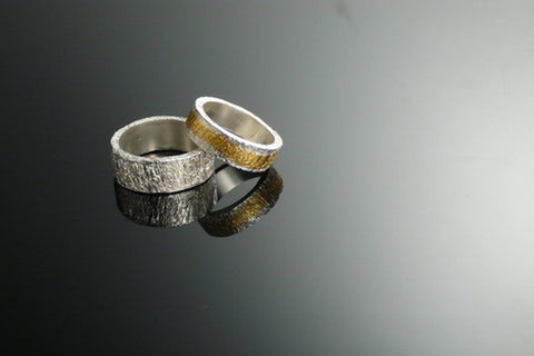 Signature wedding rings