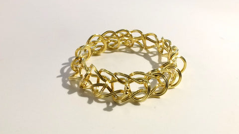 Rubber Band bracelet