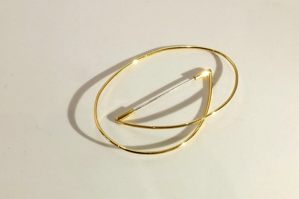 Most Simple Solution brooch