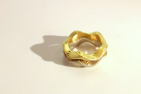 Rice Fields ring