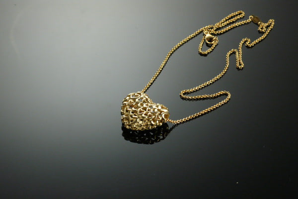 Heart by Heart gold necklace