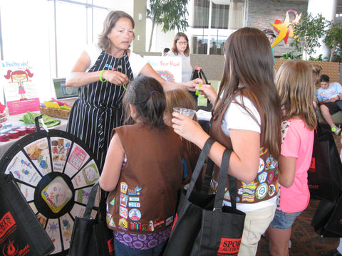 Girl Scouts Healthy Adventures!