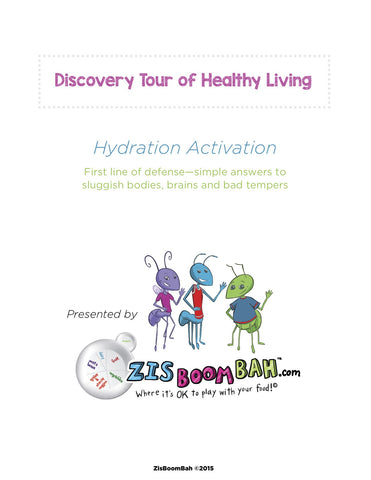 Hydration Activation for Patients
