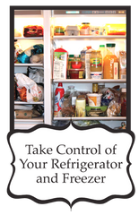 Take Control of your Refrigerator and Freezer! Digital Book