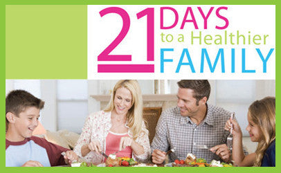 21 Days to a Healthier Family