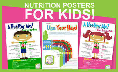 Nutrition Poster for Kids