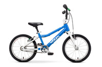 woom 3 Kinderrad 16 Zoll in blau