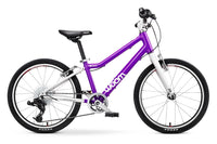woom 4 Kinderrad 20 Zoll in pink
