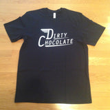 Dirty Chocolate Logo (Black-T)