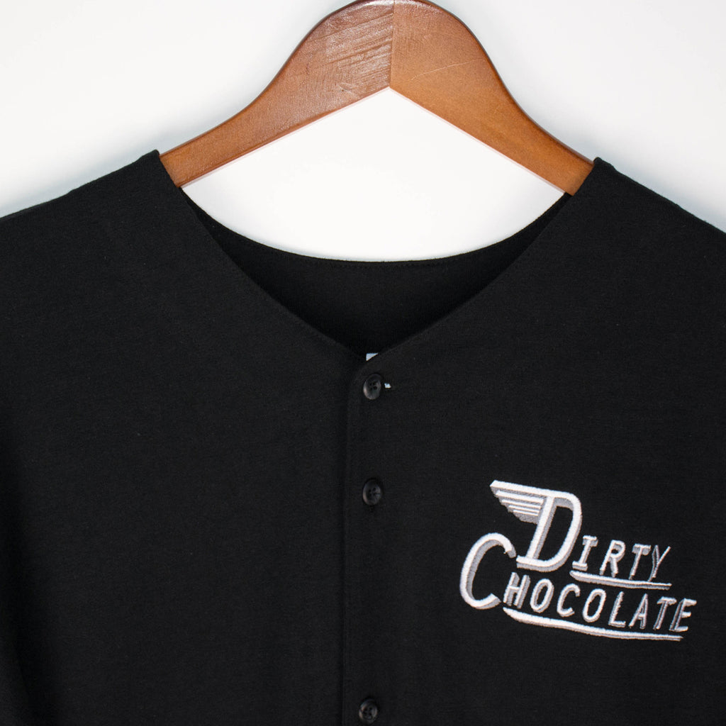 Dirty Chocolate Baseball Jersey