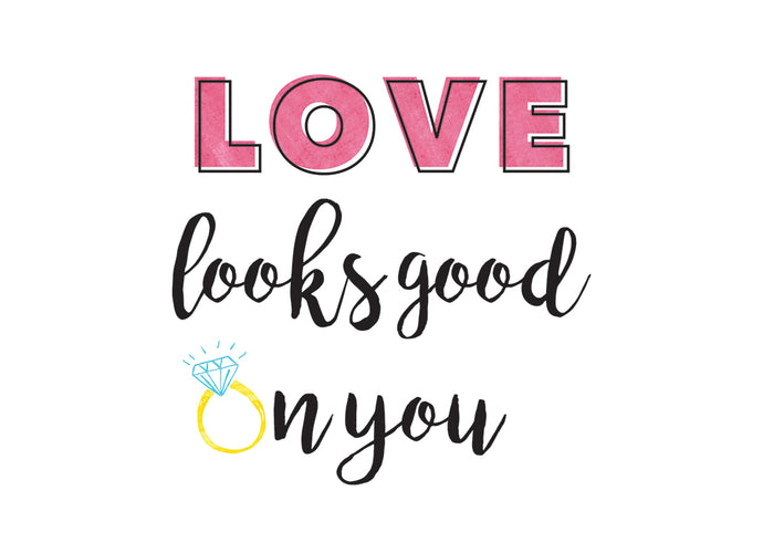 Love Looks Good