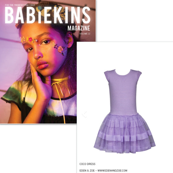 Babiekins Magazine - My Little Finds