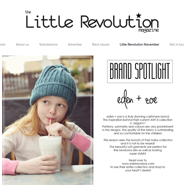 Little Revolution Magazine