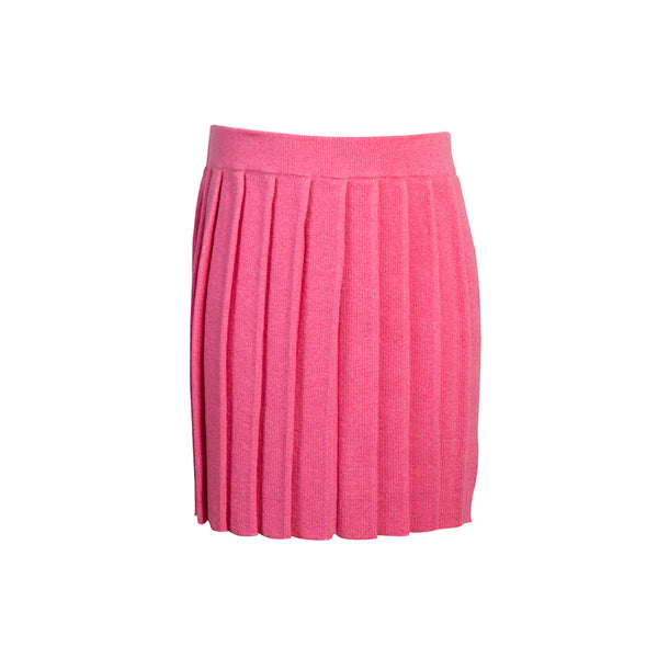 Galina pleat skirt