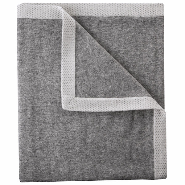 Bird's eye Cashmere Blanket