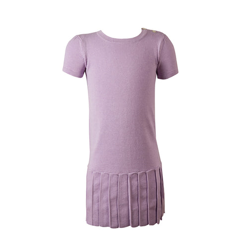 Calypso pleat dress
