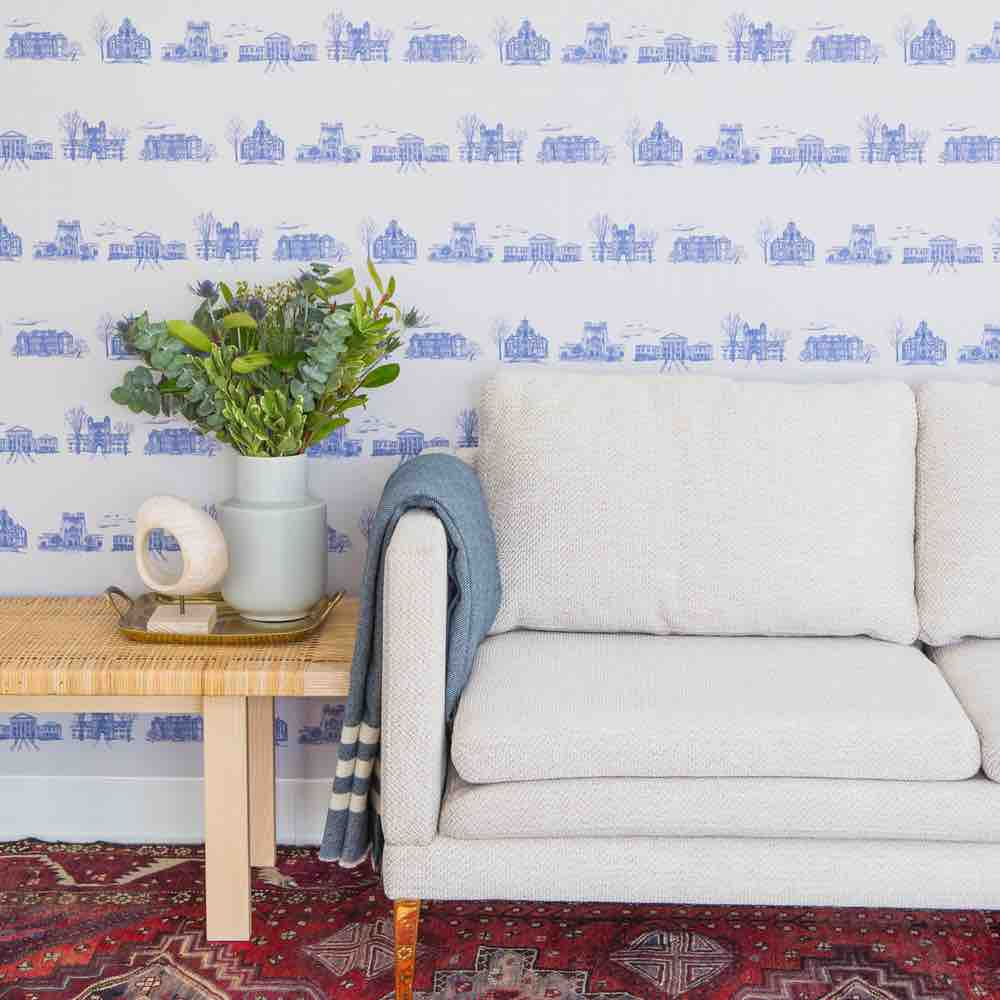 Removable wallpaper – Chasing Paper