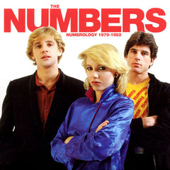 The Numbers - Numerology 1979-1982 • AVSCD030