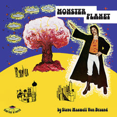 Steve Maxwell Von Braund - Monster Planet - AVSCD066