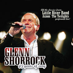 Glenn Shorrock - 45 Years Of Song - AVSCD067