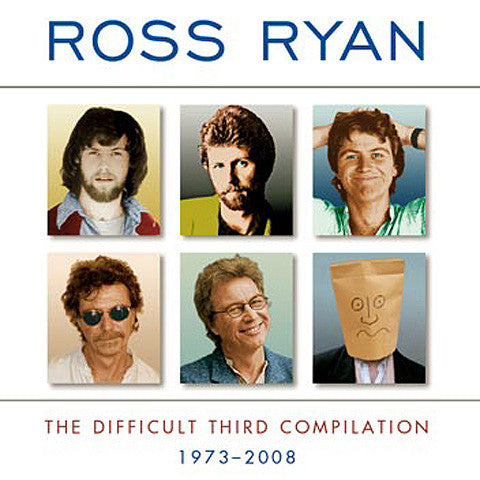 Ross Ryan - The Difficult Third Complilation 1973-2008