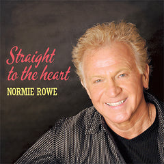 Normie Rowe - Straight To The Heart - NR003