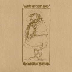 The Indelible Murtceps - Warts Up Your Nose - AVSCD074