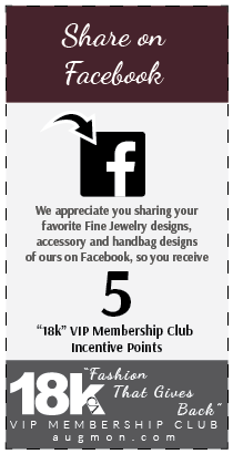 Get 5 18k VIP Membership Club Incentive Points card for sharing on Facebook.