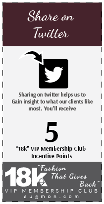 Get 5 18k VIP Membership Club Incentive Points card for sharing on Twitter.