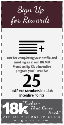 Get 25 18k VIP Membership Club Incentive Points card for signing up.