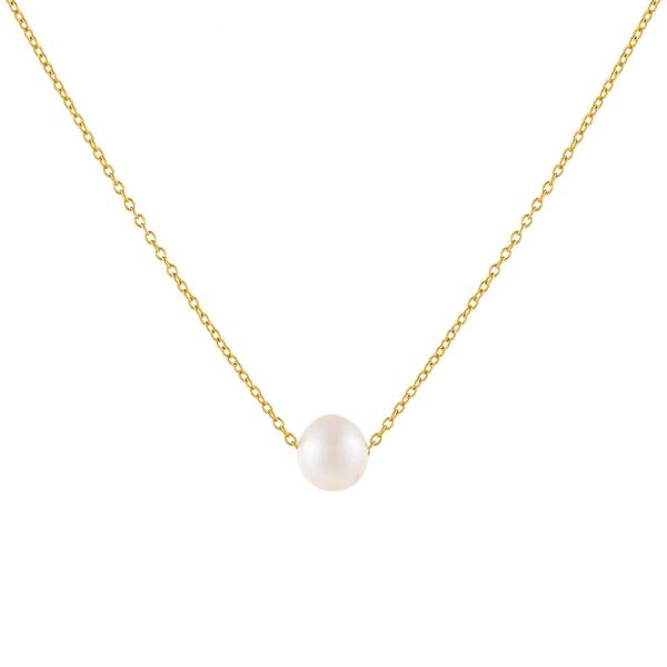 Middle pearl Necklace