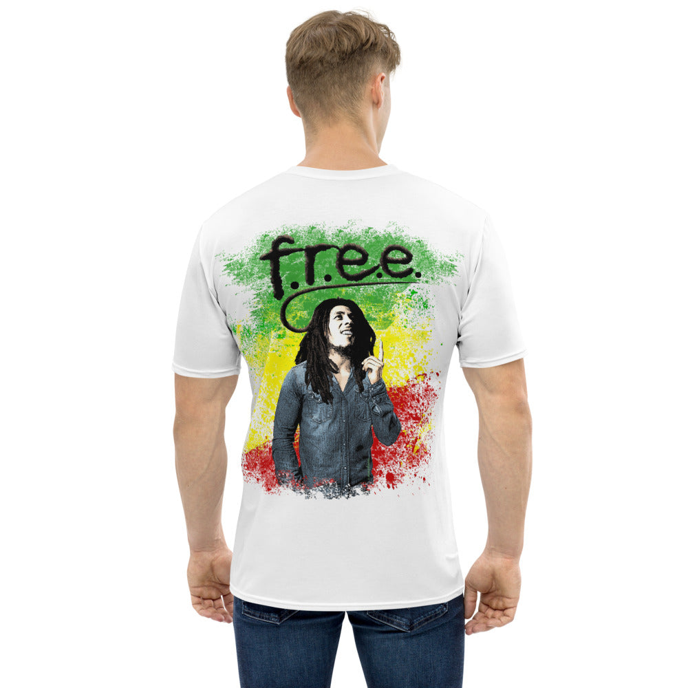 F.r.e.e Marley men's t-shirt
