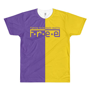 F.R.E.E customized men's t-shirt