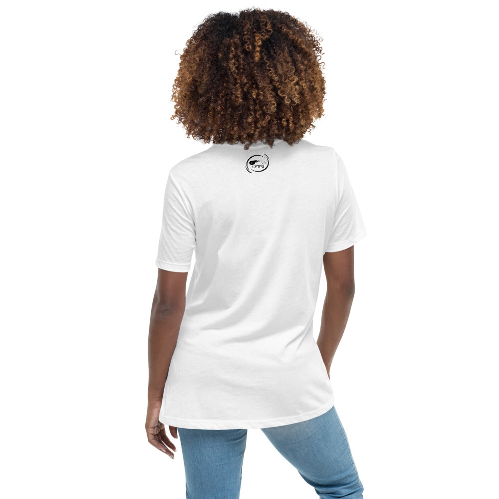 F.r.e.e women's relaxed t-shirt