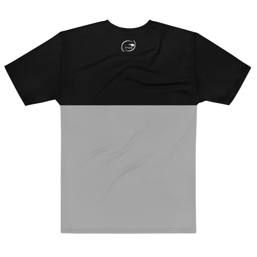 F.r.e.e black and grey GTI t-shirt