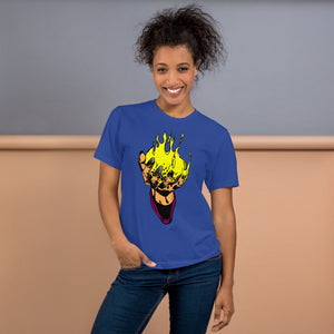 F.r.e.e ball of fire t-shirt