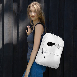 F.R.E.E white hands get to it backpack
