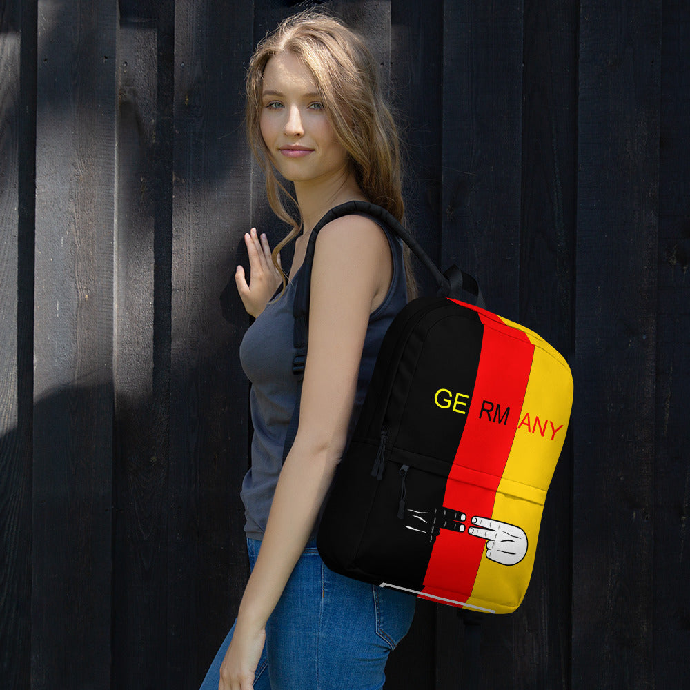 Free Germany backpack