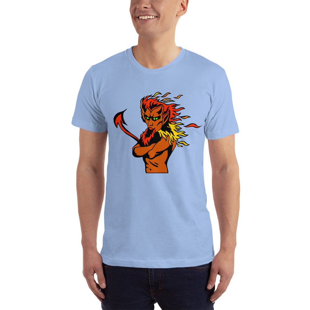 F.r.e.e Indian devil t-shirt
