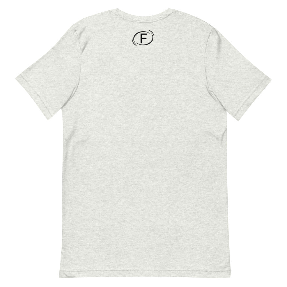 F.r.e.e Get to it free sports short-sleeve unisex t-shirt