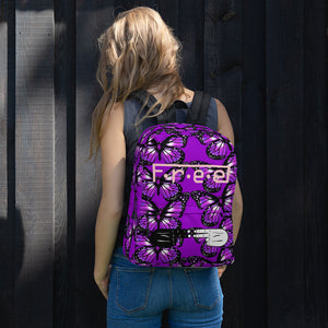 F.R.E.E backpack
