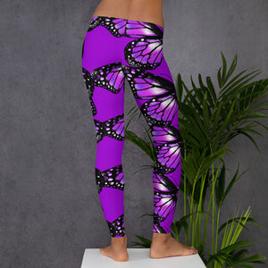 Free purple Leggings