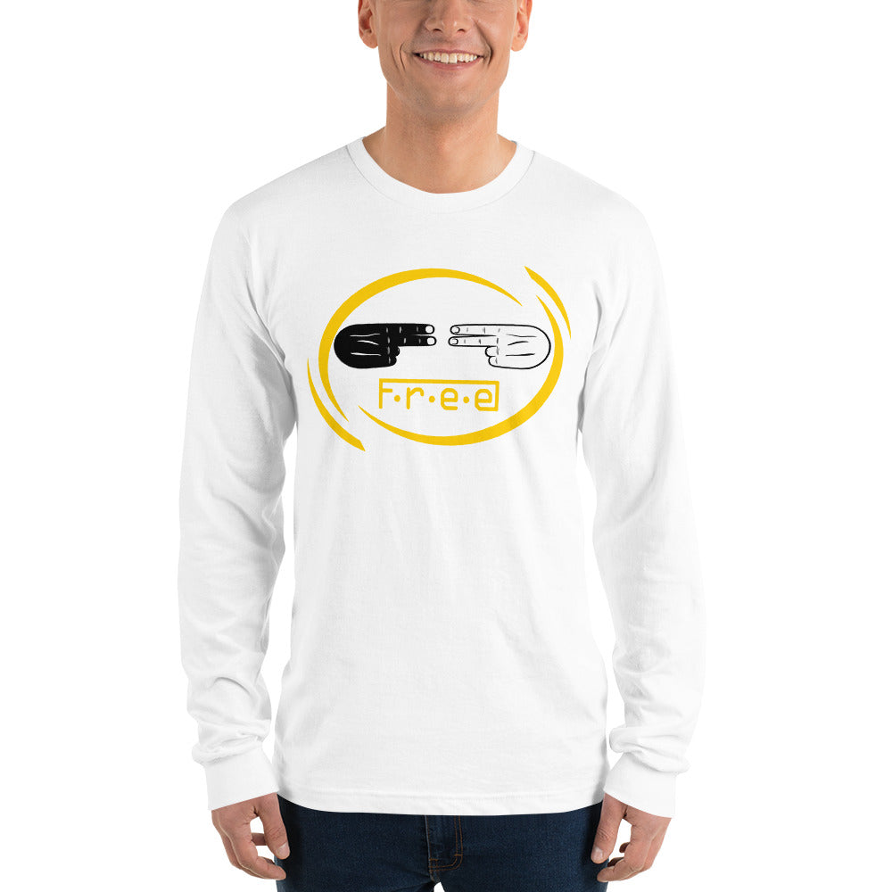 F.R.E.E long sleeve t-shirt