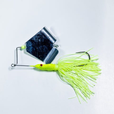 Head Knocker Chartreuse/Chartreuse/Silver Blade