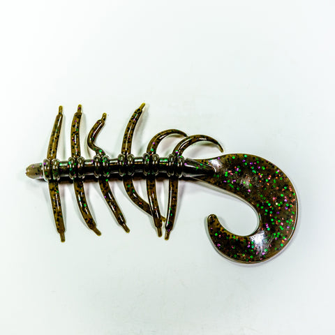Swamp Bug Sr - Green Pumpkin/Candy