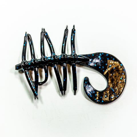 Swamp Bug - Black & Blue
