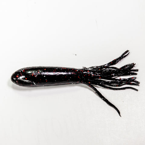 Tube - Black/Red Flake