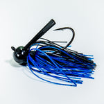 Football Jig - Black & Blue